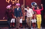Varun and Alia promote 'Badrinath Ki Dulhania' on Indian Idol