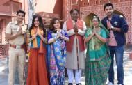 Launch of Star Plus' Tu Sooraj Main Saanjh Piyaji