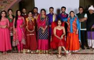 The entire cast of Jaat Ki Jugni along with producer Rashmi Sharma