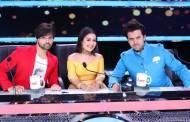 Shraddha-Arjun have a blast at Sa Re Ga Ma Pa Lil Champs