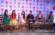 Producer Ekta Kapoor along with the cast of Kundali Bhagya & Zee TV  Deputy Business head Deepak Rajadhyaksha