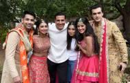 'Toilet Ek Prem Katha' cast on Yeh Rishta Kya Kehlata Hai