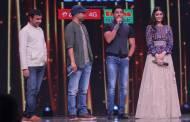 Inaamulhaq, Deepak Dobriyal, Farhan Akhtar and Diana Penty