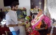 Bollywood Stars With Ganpati Bappa