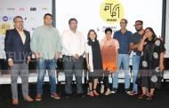 Siddarth Roy Kapur, Kiran Rao, Anupama Chopra, Rohan Sippy, Anurag Kashyap with team MAMI.