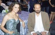 Kangana Ranaut and Shekhar Kapur