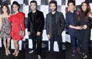 Shammita Shetty, Mouni Roy, Karan Tacker, Manish Malhotra & Raveena Tondon