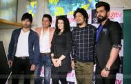 Himesh Reshammiya, Shaan, Palak Muchhal, Papon and Jay Bhanushali