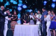 On the sets of Zee TV's Dance India Dance