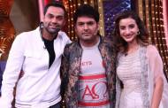 Abhay Deol and Patralekha grace Sony TV's Family Time With Kapil Sharma
