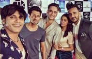 Celebs party hard at Vikas Gupta's birthday bash