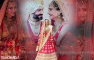 Sonam Kapoor and Anand Ahuja's fairytale wedding