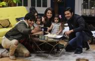 Adaa Khan celebrates birthday on the sets of JuzzBaatt