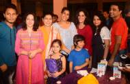 &TV's Badho Bahu's wrap-up party