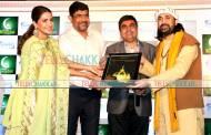 Hina Khan looks ravishing at Shemaroo Entertainment's 'Ibaadat' launch