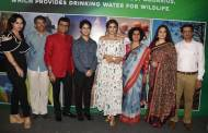 Raveena Tandon & Gracy Singh grace wildlife photography exhibition