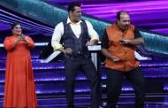Dancing uncle Sanjeev Srivastav have a gala time with Salman in Dus Ka Dum Dancing uncle Sanjeev Srivastav had a gala time with Salman in Dus Ka Dum