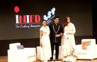 Manish Malhotra, Neha Dhupia and Malaika Arora come together for INIFD