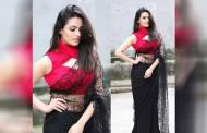 Actress Dazzle in beautiful sarees