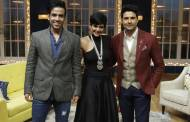 Tusshar Kapoor and  Mandira Bedi have a gala time with  Rajeev Khandelwal