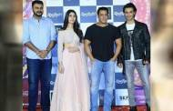 Trailer launch of Loveratri