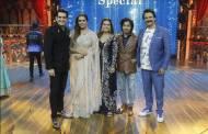 Kajol graces the sets of India's Best Dramebaaz