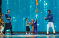 Janmashtami celebrations on India's Best Dramebaaz with Team Paltan