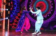 Shantanu and Huma groove to the beats of Navratri