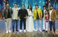 Govinda and Varun Sharma promotes Fryday at India's best dramebaaz Semi Finale
