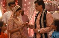 Kartik Naira's wedding pics from Yeh Rishta