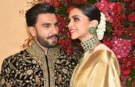 Deepika and Ranveer's reception in Bangalore