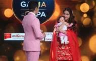 Kedarnath actors Sushant Singh Rajput and Sara Ali Khan on Sa Re Ga Ma Pa