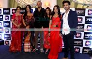 When ALTBalaji's Apharan cast met Naagin 3 team