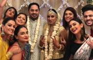 TV celebs shower best wishes on Additi Gupta- Kabir Chopra's wedding