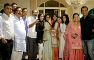 Adnan Khan and Eisha Singh celebrates their birthday on Ishq Subhanallah sets