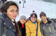 Divyanka and Vivek enjoy a lovely vacation in Switzerland