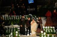 Siddharth and Diana at Blenders Pride Fashion Tour 2018-19