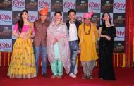 Press conference of  &TV's Shaadi Ke Siyape