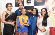 ZEE5 hosted a special screening for 'The Sholay Girl' Reshma Pathan