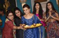 Havan on the set of Yeh Rishtey Hain Pyaar Ke
