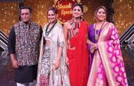 Kalank actors grace the sets of Super Dancer 3