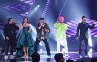 Kumar Sanu graces Colors' The Rising Star 3