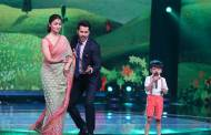 Alia Bhatt and Varun Dhawan dance to Li'l Champ Swaransh's tunes
