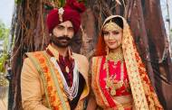 In pics:  Adaa Khan & Arhaan Behll as husband and wife in Sitara!
