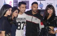 Television celebrities at Khushank Arora and Ojaswi Aroraa's resto bar's launch party