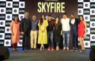 Launch of ZEE5's web series titled Skyfire
