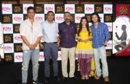 Launch of &TV's new show  Jaat Na Poocho Prem Ki