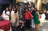 Mazel Vyas's birthday celebrations