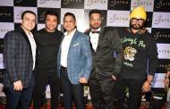 Celebs at launch of Jhatka club