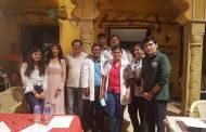Binaifer and Sanjay Kohli's daughter Chayn Kohli organizes a blood camp on the sets of Edit II